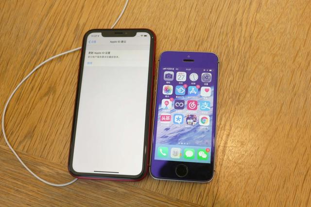 iPhone XR上手体验,边框真的可以停航母吗?