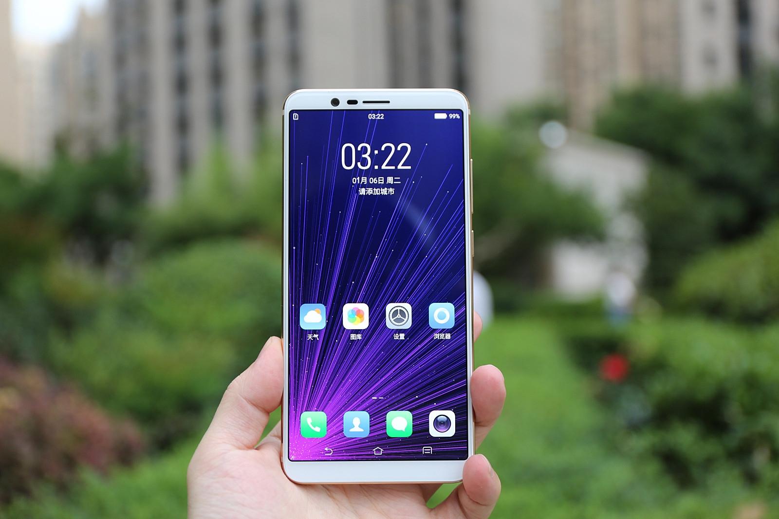 汇威AICALLV9评测 愈发成熟的国产手机