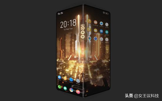 vivo新品牌iQOO折叠旗舰机曝光