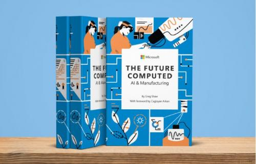 微软出书深入探讨AI在制造业中的应用